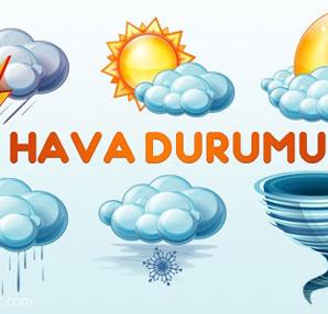 Istanbul da günlük hava durumu meteorolojiden en güncel hava