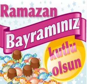 Ramazan Bayram�n�z Kutlu Olsun !