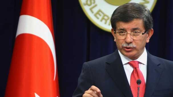Davutoğlu'ndan flaş IŞİD ve Irak açıklamaları