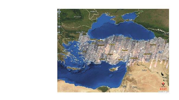 Yerli Google Earth: Gezgin