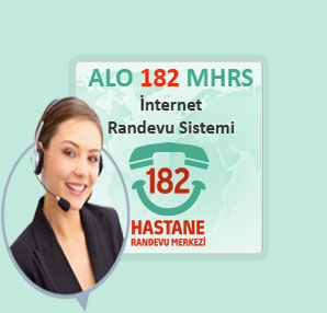 SSK Online Hastane Randevu İşlemi – MHRS Alo 182