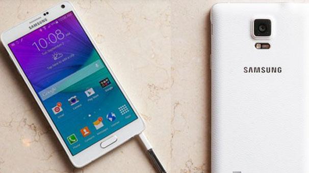 Samsung, Galaxy Note 4'ü ve Galaxy Note Edge'yi tanıttı