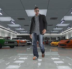 Yeni Nesil GTA V'e Yeni Görüntüler Geldi
