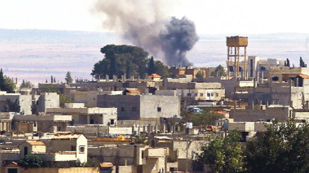 Kürtlerin Kobani'de 'kanton' savunması