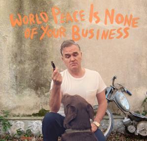 Morrissey geliyor, hazır mısınız?