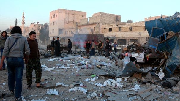 Halep endişesi büyüyor