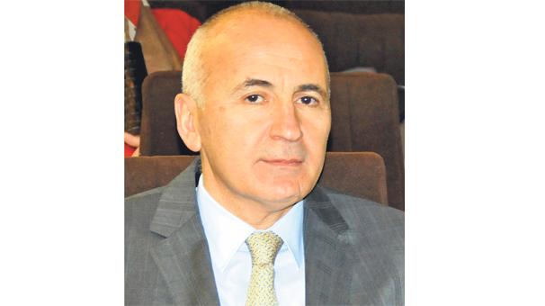 'En üst' görevde    yine bir Türk