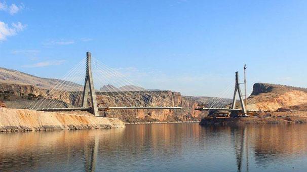 Nissibi Köprüsü gün sayıyor