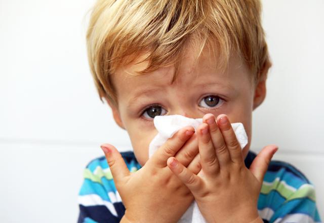 Çocuklarda antibiyotik kullanımına dikkat
