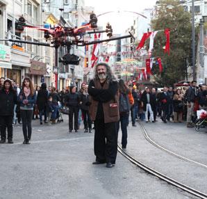 Mandira Filozofu Istanbul Un Ilk Teaseri Yayinlandi Kultur Sanat