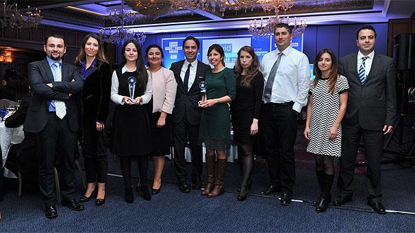 Türk Telekom'un yatırımcı ilişkileri web sitesine birincilik ödülü