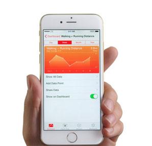 iPhone'da sağlık uygulaması nasıl kullanılır?