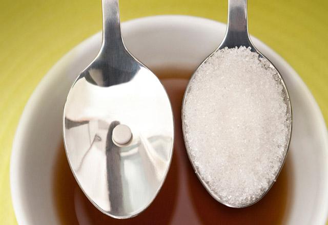 Şeker vs Tatlandırıcı