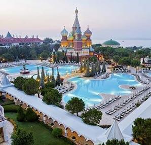Yılbaşı eğlencesinin adresi WOW Kremlin Palace
