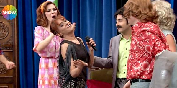 Güldür Güldür Show Son Bölümde Yıldız Tilbe Sürprizi Magazin