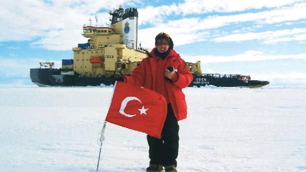Antarktika için  akademik merkez