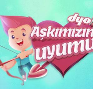 DYO'dan romantik bir sürpriz