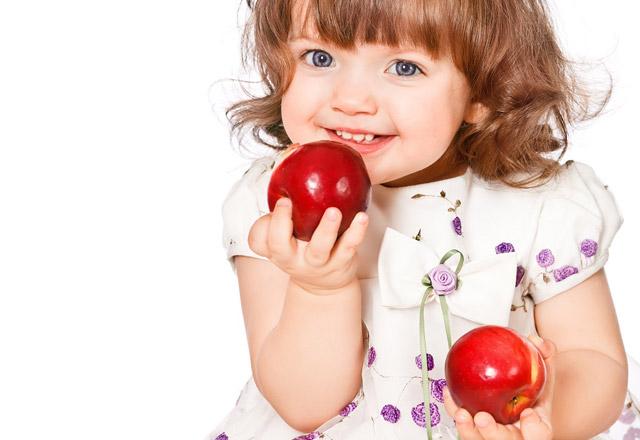 Çocuklar için sağlıklı beslenme önerileri!