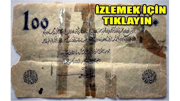 Yüzbaşı Mehmet Muzaffer'in yazdığı belge kayıp !