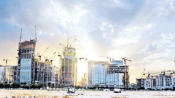 Kral Abdullah için 100 milyar dolarlık şehir!