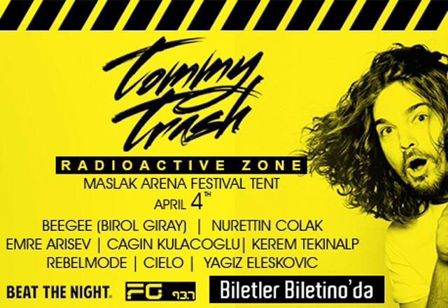Tommy Trash İstanbul'a geliyor