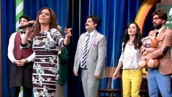 Güldür Güldür Show 68 Bölümde Işın Karaca Sürprizi Magazin Haberleri