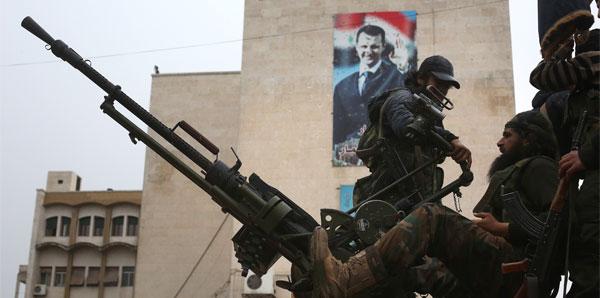 'İdlib muhaliflerin elinde'