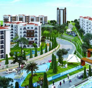 Vadişehir'de metrekare 2850 lira
