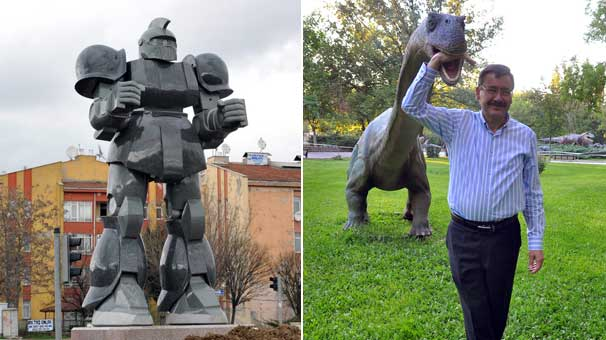 gökçek ankara dinozor ile ilgili görsel sonucu
