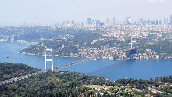 Dünyanın kadastrosu İstanbul'da toplanıyor