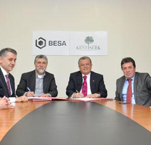 Ankara'ya 850 konutluk proje geliyor