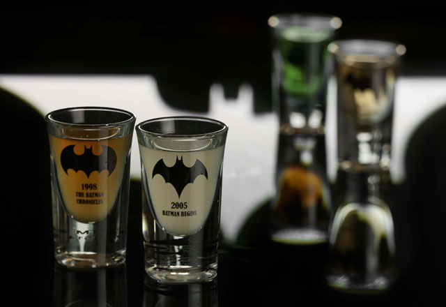 Paşabahçe'den Batman koleksiyonu