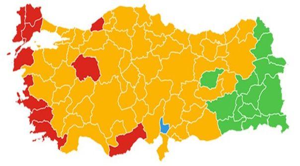 2015 Genel Seçim sonuçları açıklandı! İşte AK Parti, CHP, MHP ve HDP oy durumu