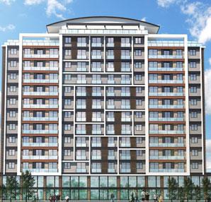 108 rezidanslık proje