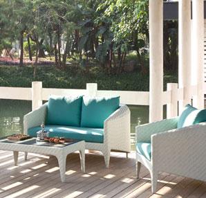 Evgör'den bahçe mobilyası