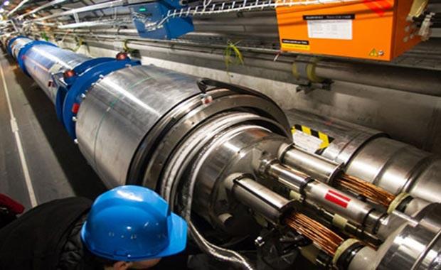 CERN'de büyük gelişme
