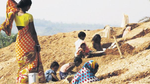 Güzelliğin bedelini  çocuk işçiler ödüyor