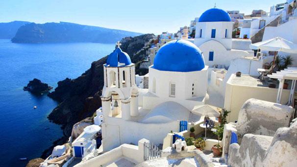Yunanistan'ı ziyaret etmek için harika bir zaman