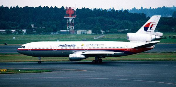 Kayıp Malezya uçağı parçasının bulunduğu iddiası haberi
