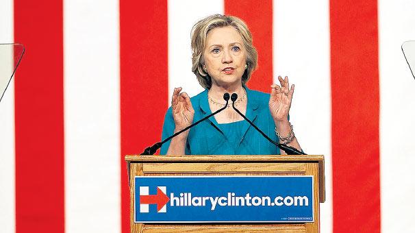 Clinton'ın sağlığı  başkanlığa uygun