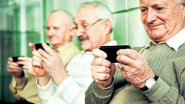 60 yaş üstü vatandaşa  bedava telefon verilsin
