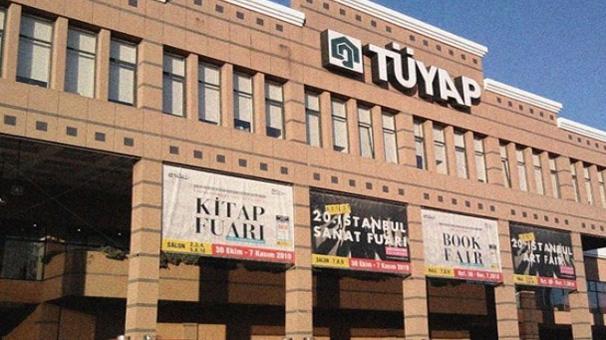 34. Uluslararası İstanbul Kitap Fuarı 7 Kasım'da başlıyor