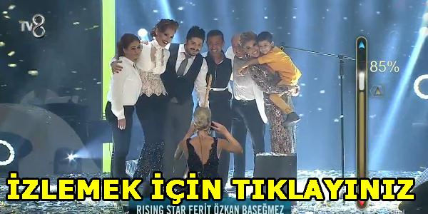 Rising Star Türkiye'de kim birinci oldu?