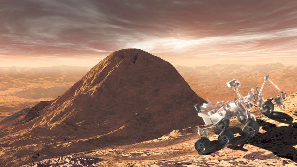 life on mars essay example Exploration of mars essay: the planet mars, named after the ancient roman god of war, has always been at the burning point of human speculation and fear about life.