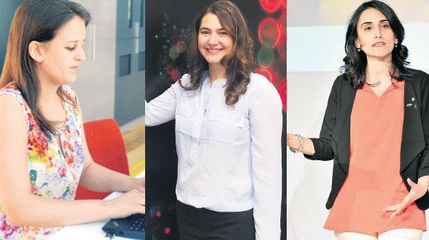 Dünyayı değiştiren üç Türk kadın