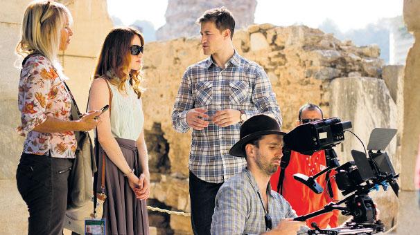'Türkiye açık hava film platosu gibi'
