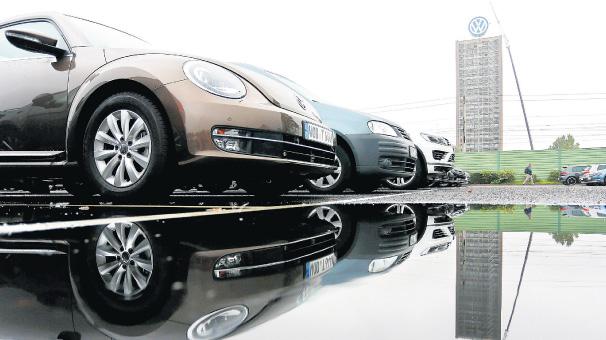 VW'ye bu kez de vergi soruşturması