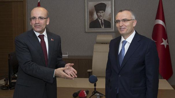 Maliye Bakanı Ağbal'dan ilk açıklama