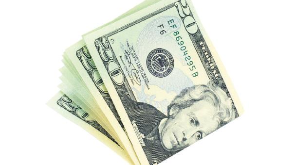 Dolar 2.92 TL'yi aştı