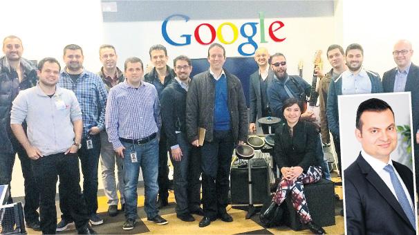 PİLOTT kokpitte yerli Google pistte!